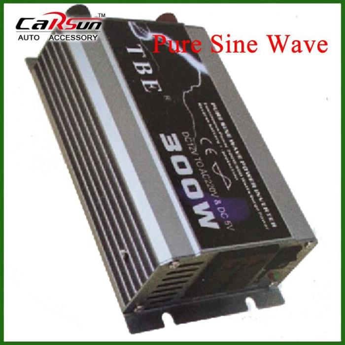 300 watt pure sinewave inverter