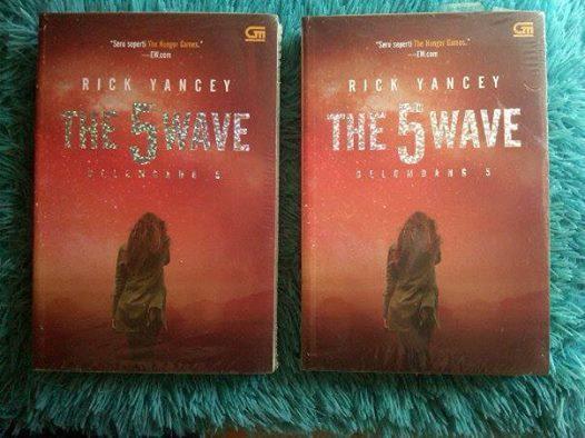 harga The 5th wave - rick yancey Tokopedia.com