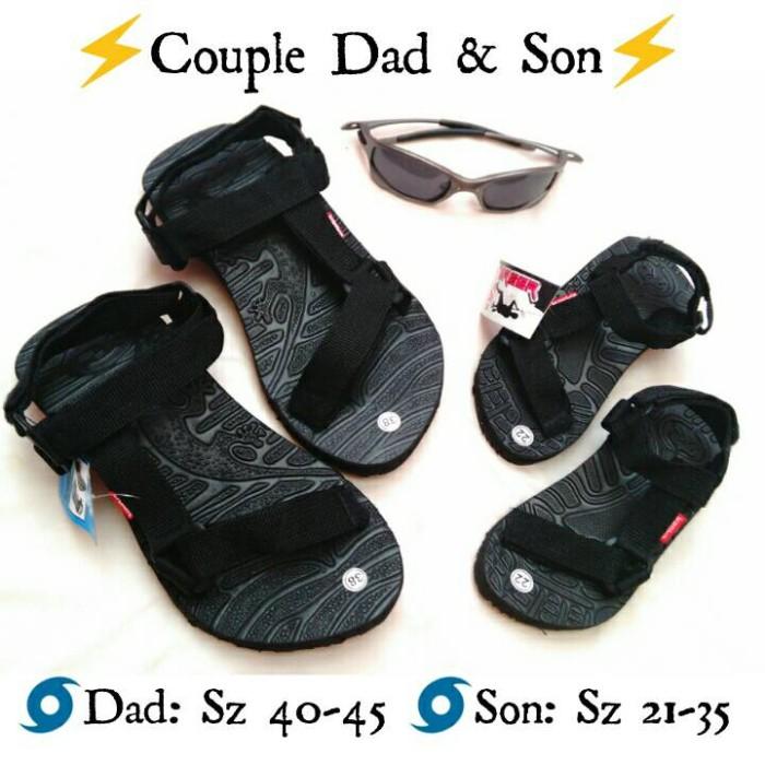 Sandal Gunung Pria Anak Size 26 30 Page 2 Daftar Update Harga Source · couple sandal