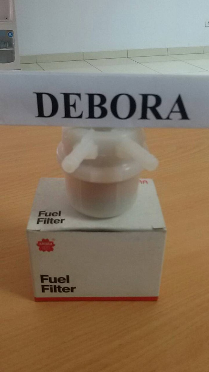 Jual Fuel Filter Toyota Twin Cam Corolla Gl Plastik Debora