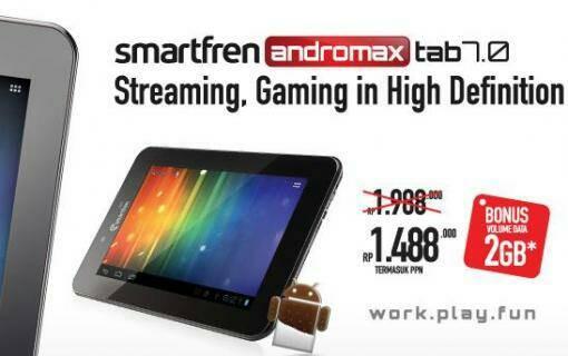 harga Tab andromax 7 inch hitam harga cuci gudang Tokopedia.com