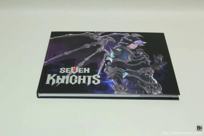 harga Seven knights artbook - the art ot seven knights Tokopedia.com