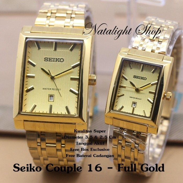 Seiko Grand Seiko SBGA103 Limited Edition Super Spring Drive - Jam Tangan Pria - Silver. Source · JAM TANGAN COUPLE ELEGAN SEIKO COUPLE 16 SUPER BEST SELLER