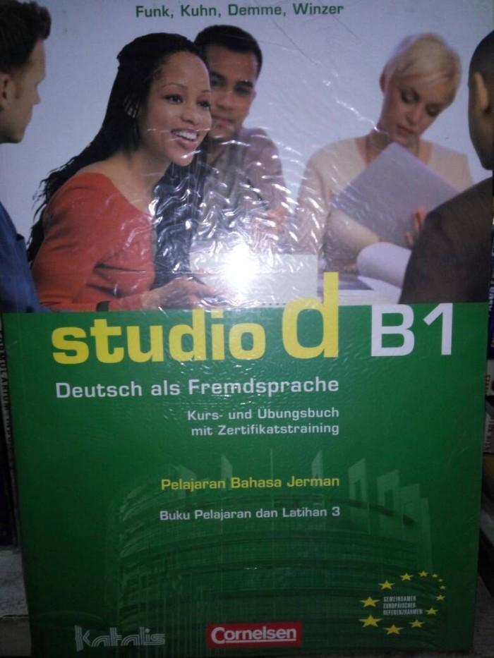 harga Studio db1 deutsch als fremdsprache-katalis Tokopedia.com
