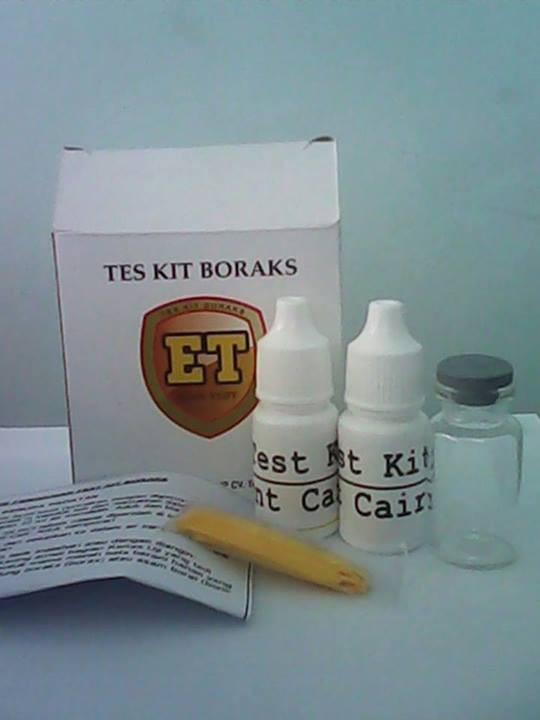 Foto Produk Tes Kit Borax Untuk Pangan dari Sooper Shop