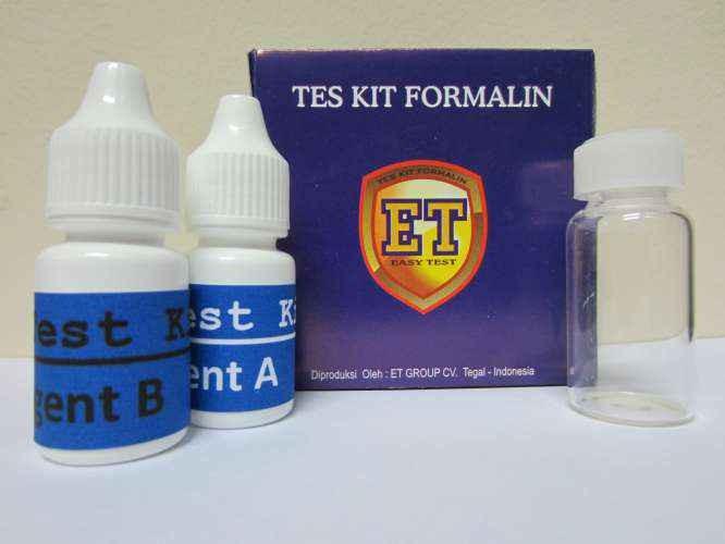 Foto Produk Tes Kit Keamanan Pangan Uji Formalin dari Sooper Shop