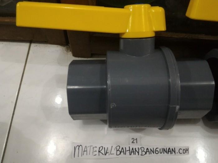 Ballvalve 2 1/2 inch onda japan ball valve 25 inch stop kran 2 1/2