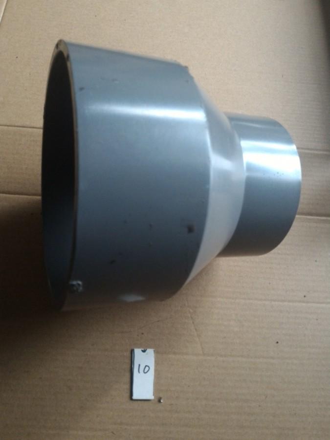Increaser 4 x 25 inch flok sok d rucika reducer