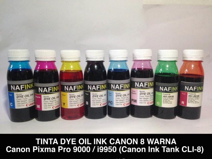 harga Tinta dye uv untuk plotter canon ipf image prograf 100ml Tokopedia.com