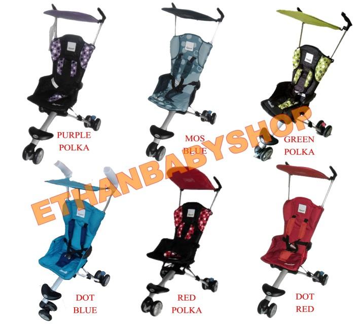 harga Stroller Cocolatte I-sport (3 Roda) Tokopedia.com