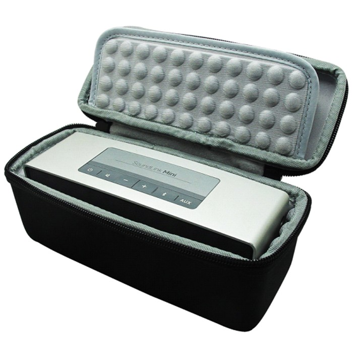 harga Carry travel case/ cover bag for bose soundlink mini bluetooth speaker Tokopedia.com