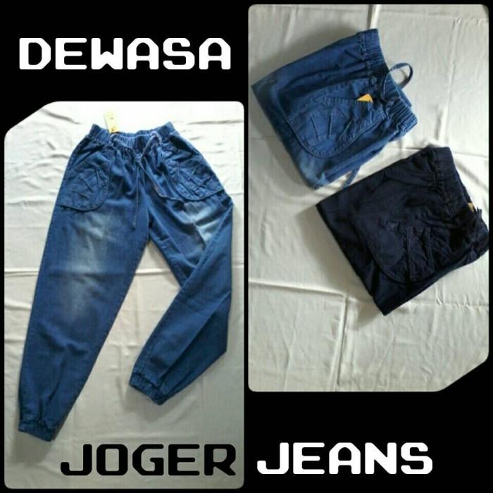 harga Joger jeans Tokopedia.com