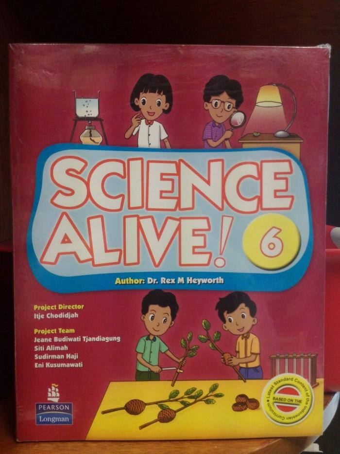 harga Science alive! 6 textbook Tokopedia.com