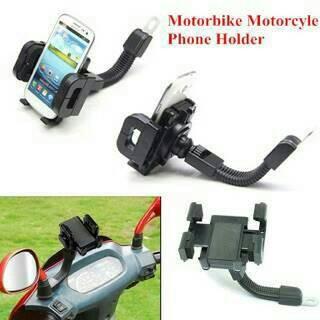 harga Holder spion motor holder handphone gps belalai gojek Tokopedia.com