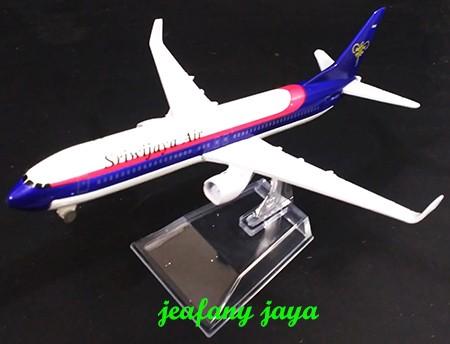 harga Miniatur pesawat sriwijaya air Tokopedia.com