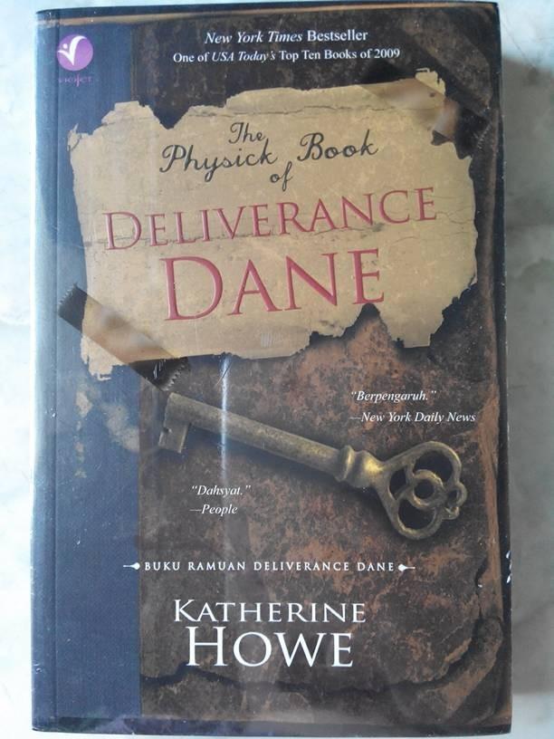 Jual The Physick Book of Deliverance Dane (Katherine Howe) - DKI Jakarta -  PandaBooks | Tokopedia