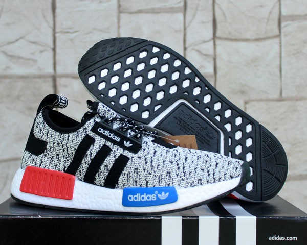 Jual Sepatu Running Adidas NMD Runner Putih (terbaru f16efdd6ac
