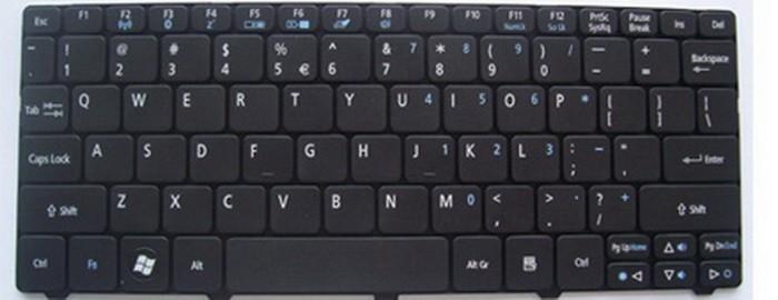 harga Keyboard acer aspire one 532h d255 d257 d260 d270 522 - black/hit Tokopedia.com