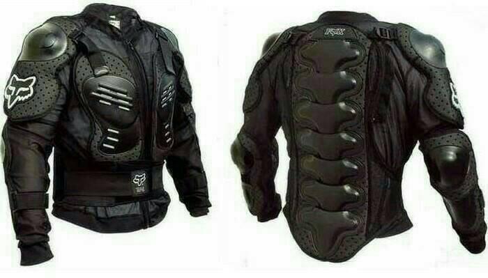harga Fox full body protector/ jaket motor Tokopedia.com