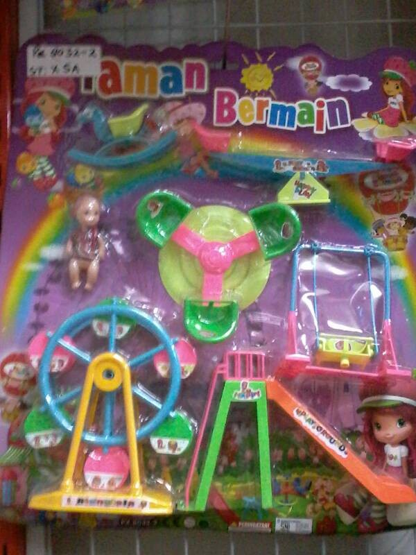 Jual Mainan Barbie Versi Taman Bermain Serba 50rb An Termurahh Kota Surabaya St Hardwares Tokopedia