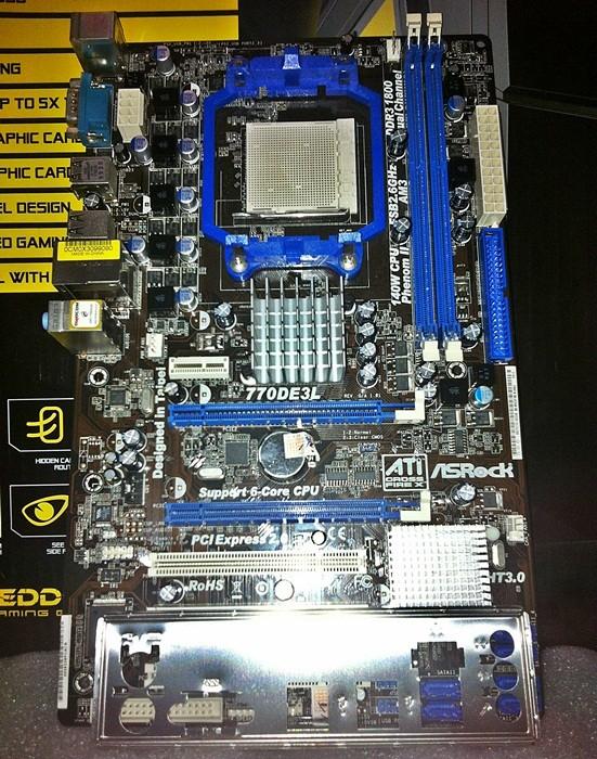 Asrock 770DE3L Realtek LAN X64 Driver Download