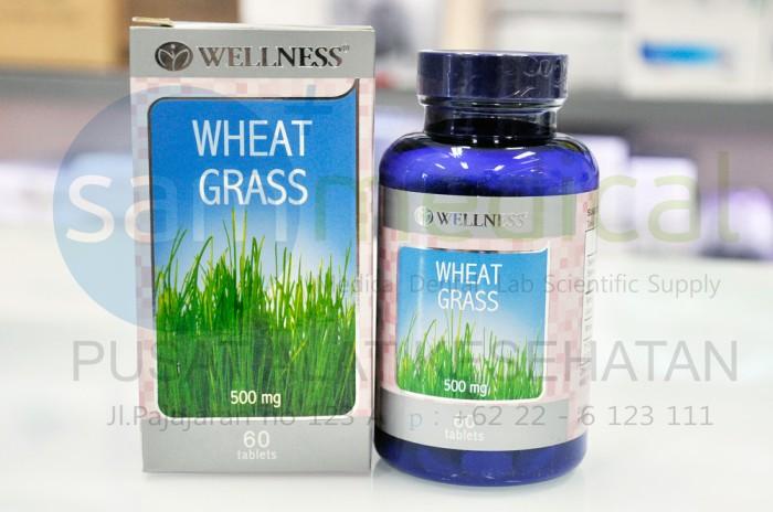 harga Wellness wheat grass kesehatan jantung & aliran darah @60 Tokopedia.com