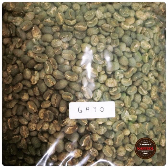 Biji Kopi Green Bean Kualitas Premium