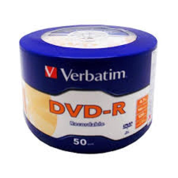 harga Dvd-r verbatim tanpa tabung isi 50pcs Tokopedia.com