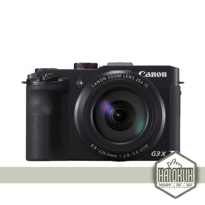 harga Canon powershot g3-x g3x (datascript) Tokopedia.com