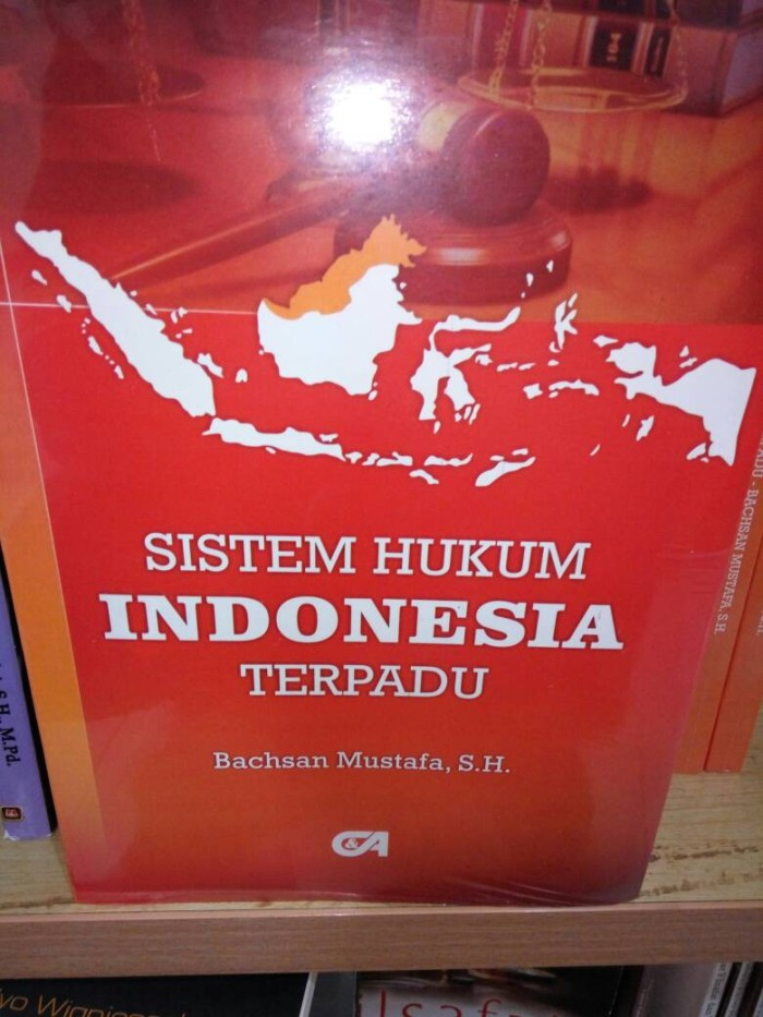 harga Sistem hukum indonesia terpadu Tokopedia.com