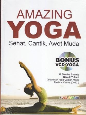 harga Amazing yoga sehat cantik awet muda Tokopedia.com