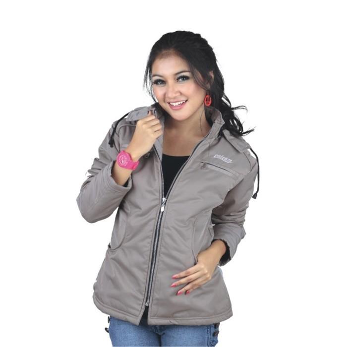 Jaket wanita hoodies trendy casual modis / jaket gunung outdoor ctz.