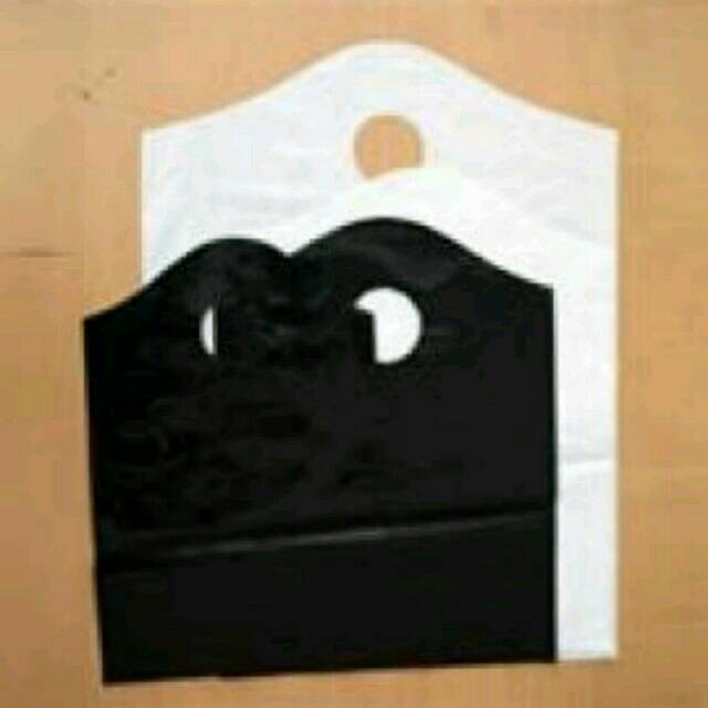 harga Kantong plastik pe plong (gunung) 30x41cm Tokopedia.com