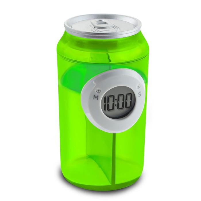 harga Jam meja tenaga air - digital water power clock -botol kaleng - st005j Tokopedia.com