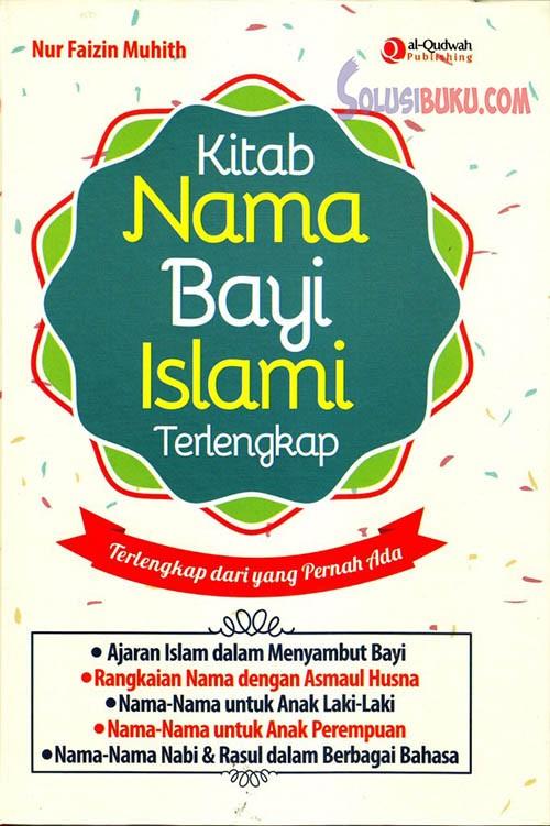 harga Kitab nama bayi islami terlengkap Tokopedia.com