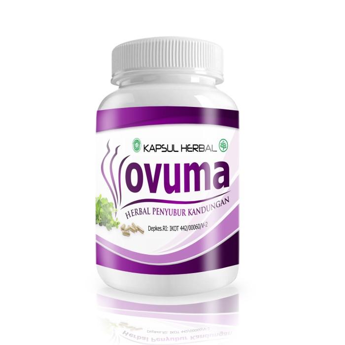 ovuma - obat penyubur kandungan, herbal kesuburan 100% alami