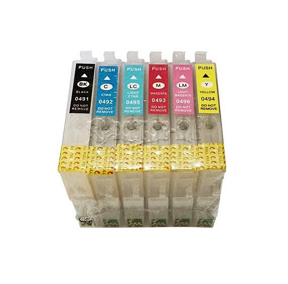 harga Mini ciss/reffiliable epson r230/r230x/r310/r350/rx650 - tanpa selang Tokopedia.com
