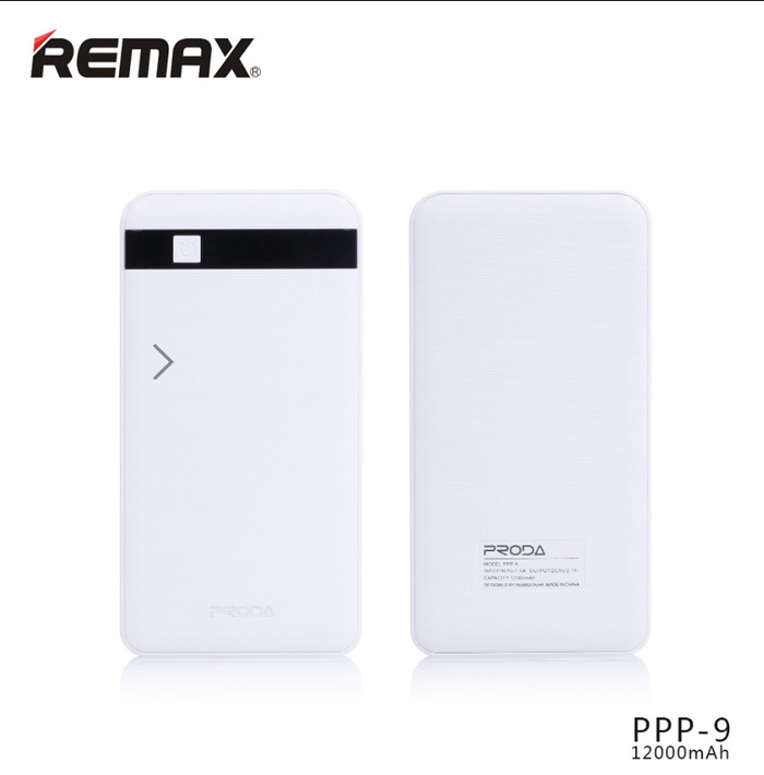 harga Powerbank 12000 mah dual usb plus lcd monitor kapasitas battery. remax Tokopedia.com