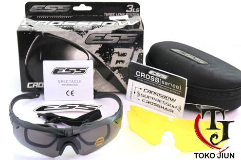 harga Kacamata ess crossbow 3ls kit Tokopedia.com