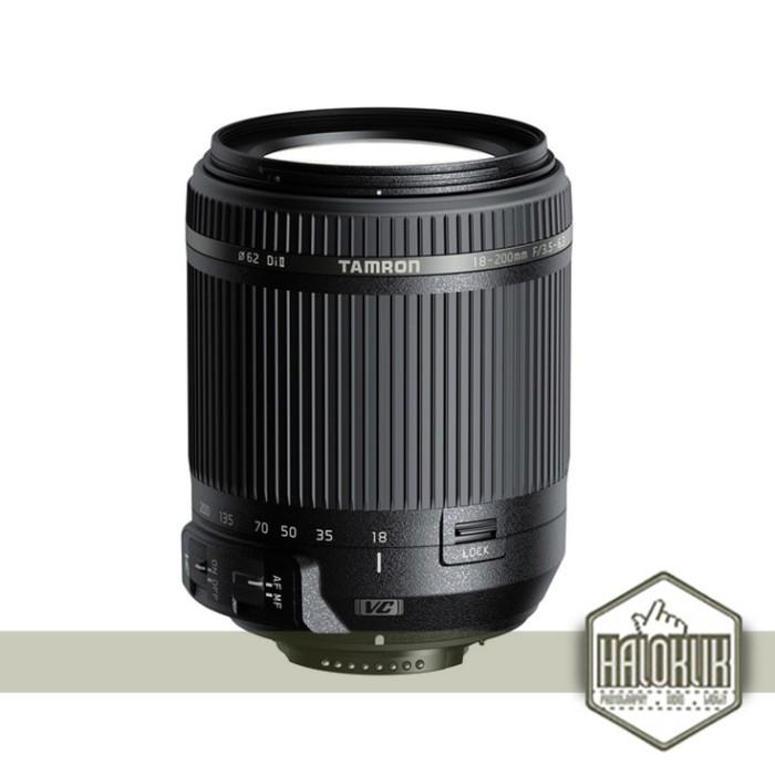 harga Tamron 18-200mm f/3.5-6.3 di ii vc (anna photo) Tokopedia.com