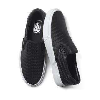 2a7613432a Jual VANS slipon emboss weave black - Kab. Badung - sneakerslegit ...