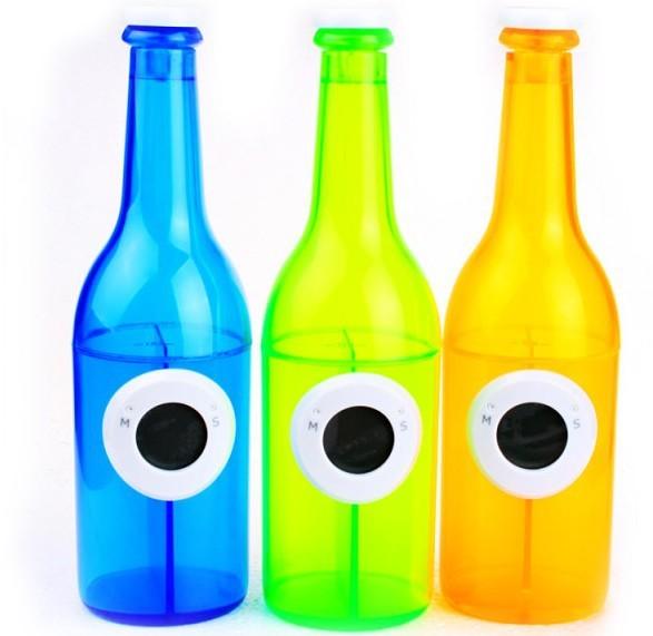 harga Jam meja tenaga air - digital water power clock - beer bottle Tokopedia.com