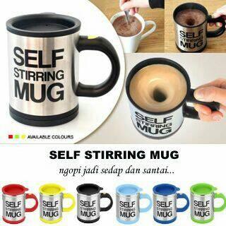 harga Stirring mug / gelas pengaduk otomatis Tokopedia.com