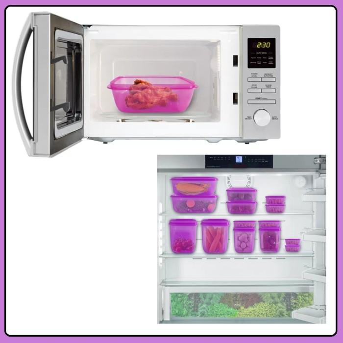 ... Buah Tempat Penyimpanan Source · Toples Calista Otaru Sealware Set 7G Premium 14 pcs Ungu Violet