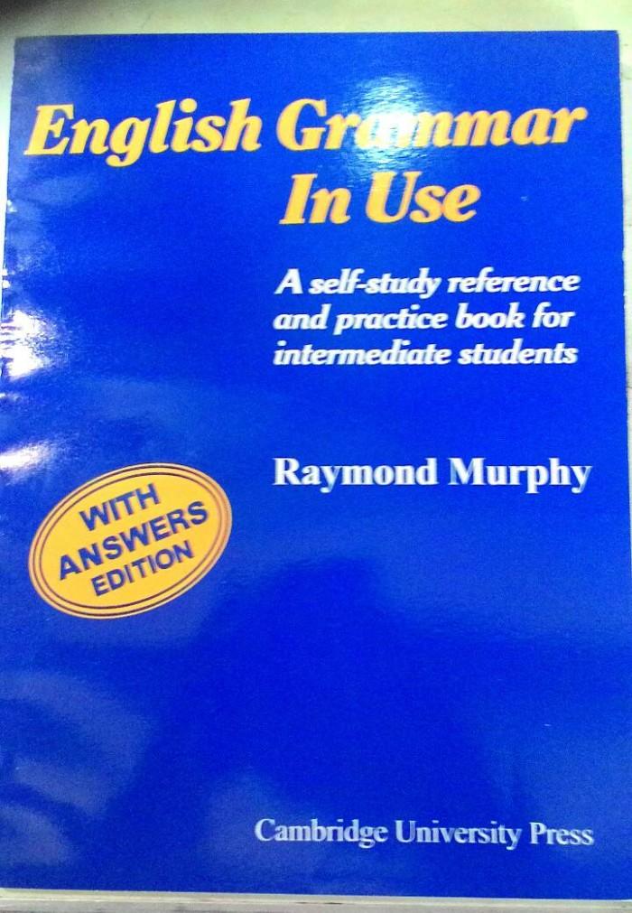 Jual English Grammar in Use, Raymond Murphy - Kota Bandung - Bursa Buku  Bandung | Tokopedia
