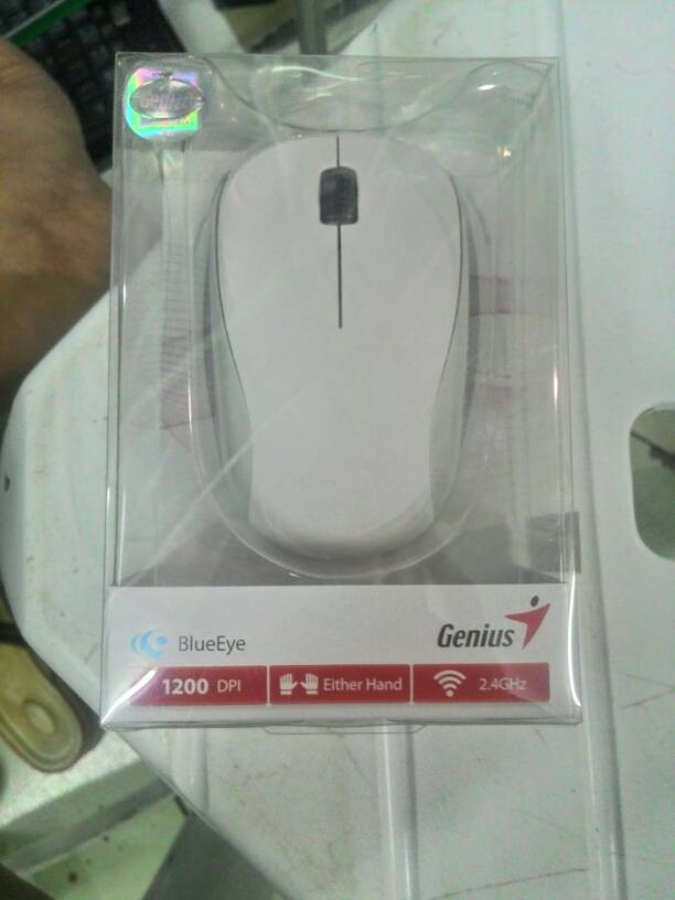 Foto Produk Mouse Genius Wireless NX7000 dari blanjamurah