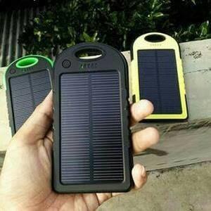 harga Powerbank solarcell 188000mah Tokopedia.com