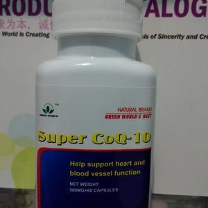 Jual Super Co Q10 Green World Circle Mart 9 Tokopedia