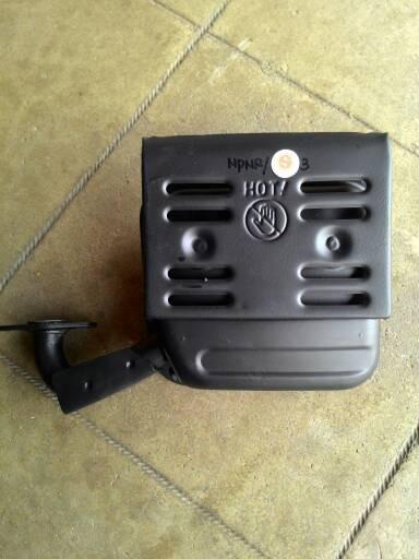 harga Et950 muffler silencer knalpot genset Tokopedia.com
