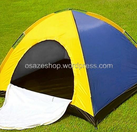 harga Tenda kemping dome+alas terpal 6 orng/tenda camping waterproof jendela Tokopedia.com